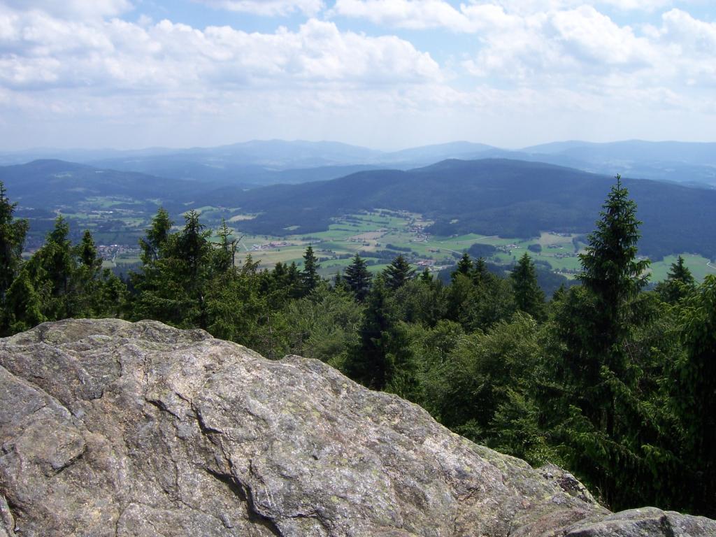 Blick vom Riedelstein