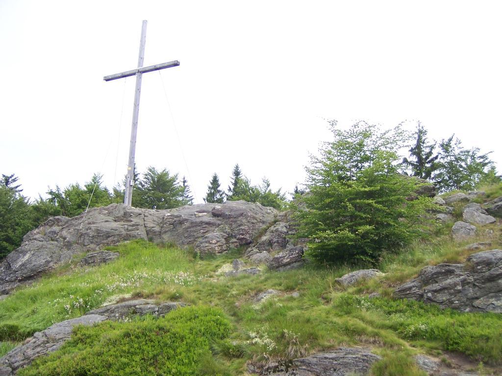 Gipfelkreuz Mühlriegel