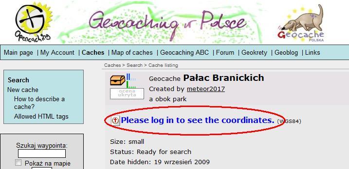 Please log in!