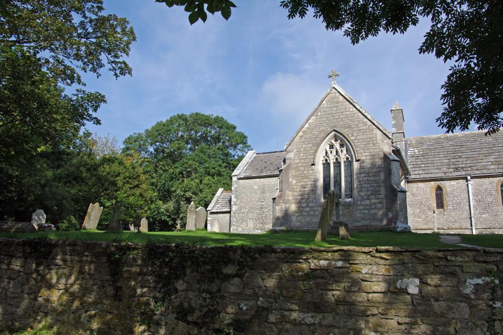Tyneham - Kirche