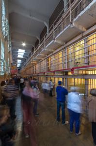 Alcatraz Zellentrakt