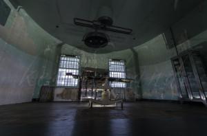 Alcatraz - Hospitaltrakt