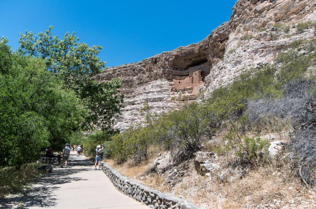 Montezuma Castle NM Überblick
