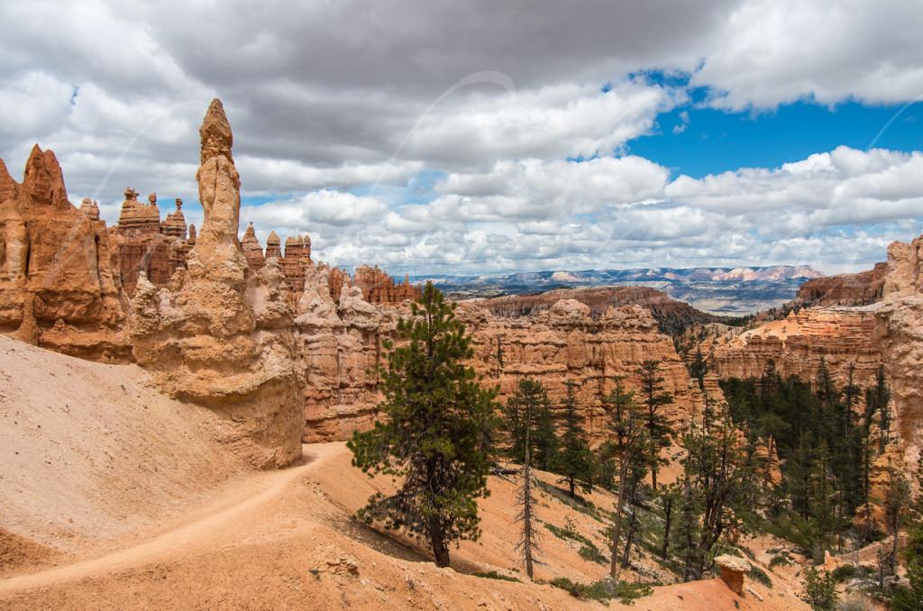 Bryce Canyon Wanderung 1