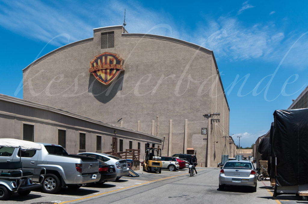 Warner Bros Building