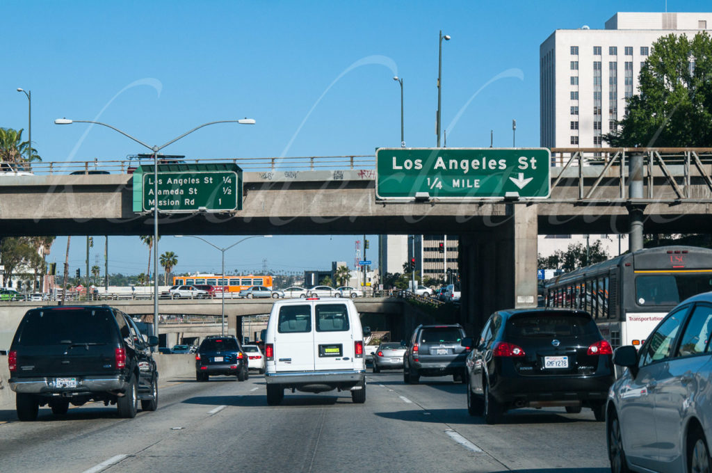 Los Angeles Traffic