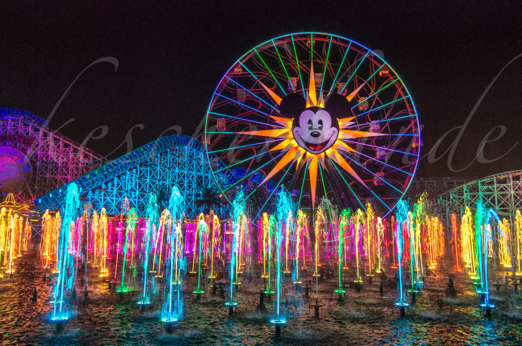 California Adventure - World of Color (5)