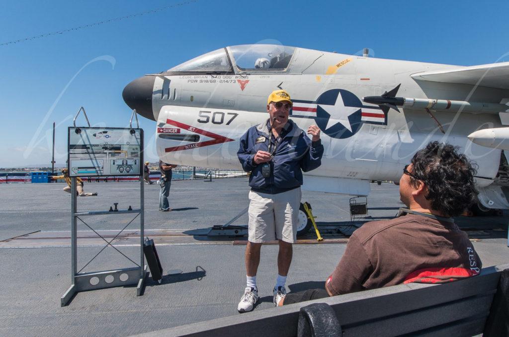 USS Midway - Expertenwissen