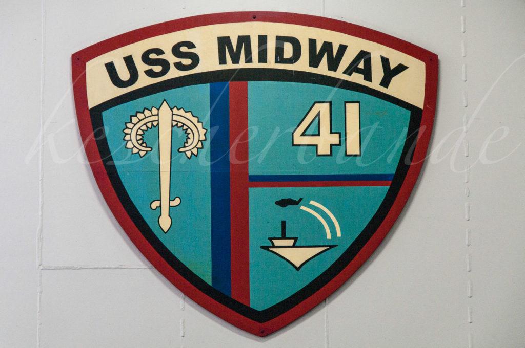 USS Midway - Emblem