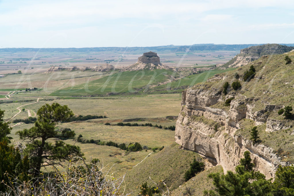 Scottsbluff NM view